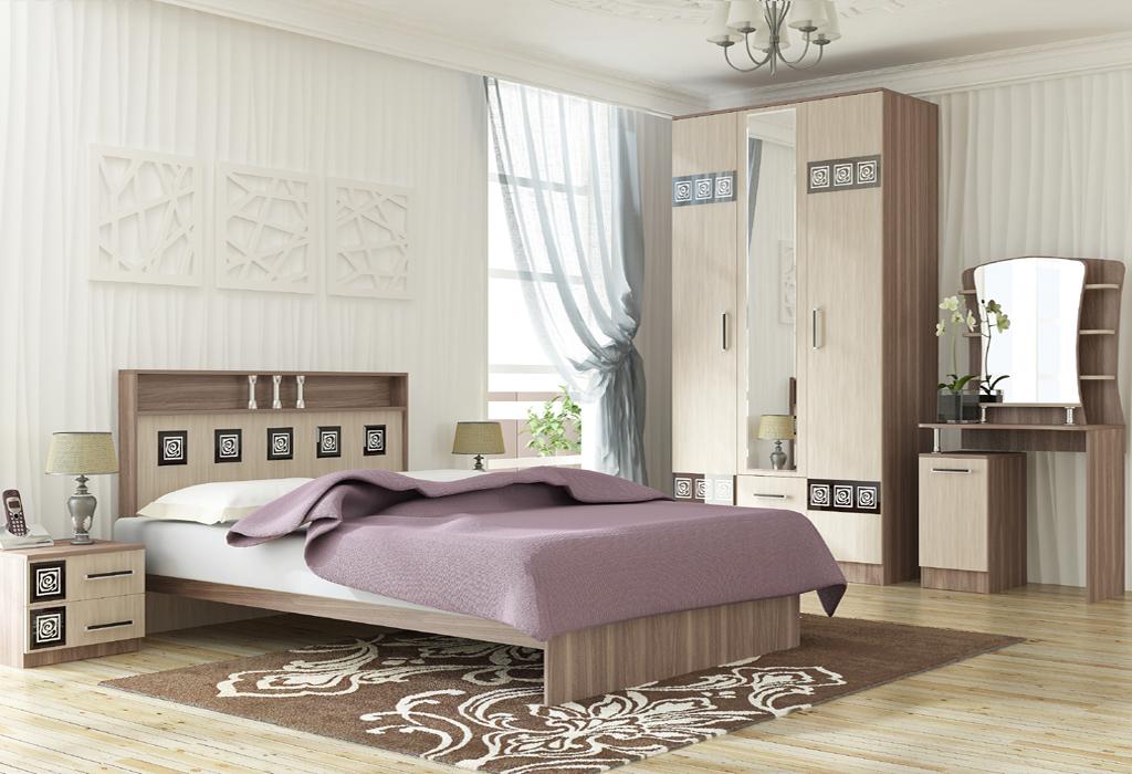 Инструкция для сборки спальни премьера м